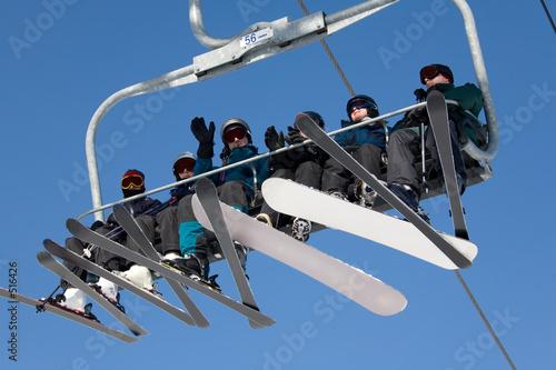 wyciąg narciarski 026