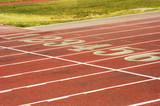 running lanes poster