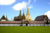 grand palace - thailand poster