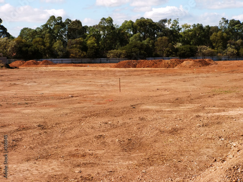 land clearance - 518845