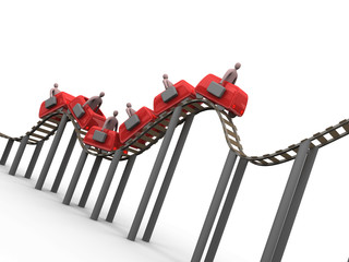 business rollercoaster #3