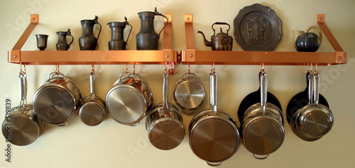 hanging pots and pans 3 - 519839