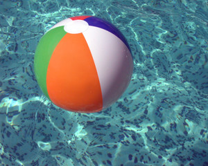 beachball floatiness