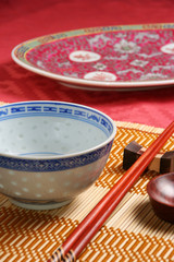 asian tableware