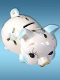 piggy savings poster