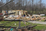 tornado damage ky 1a poster
