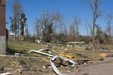 tornado damage ky 3d poster