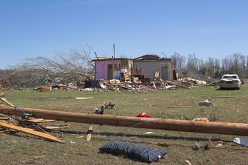 tornado damage ky 3g