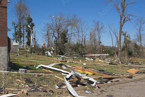 tornado damage ky 3d