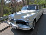 vintage limousine poster