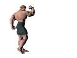bodybuilder 1 poster
