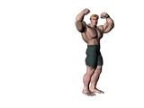 bodybuilder 3 poster