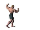 bodybuilder 5 poster