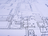 engineering plans poster