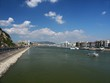 river danube and elisabeth bridge