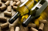 wine with corks - Fine Art prints
