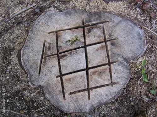 Souche d 39 arbre de alexandre photo libre de droits 535077 sur - Produit destructeur de souche d arbre ...