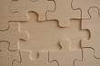 puzzle en bois