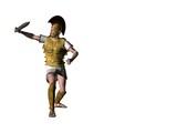 greek warrior 2 poster