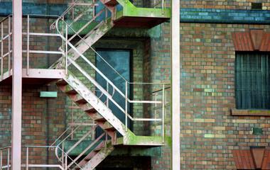 escape stair