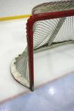 hockey net poster