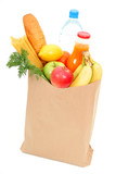 grocery bag poster