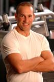 fitness center poster