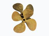 bronze propellers poster