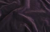 violet velvet fabric poster