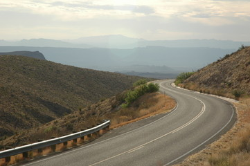 route de big bend