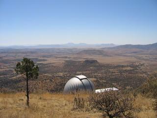 observatoire au texas