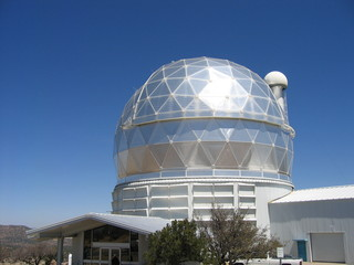 mac donald observatory