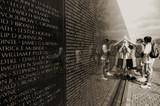 Vietnam památník veteránů