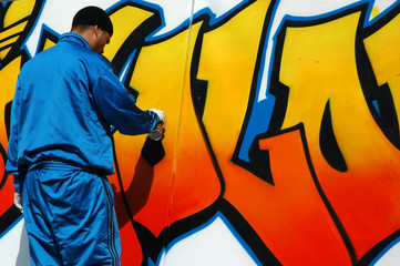 graffeur, taggeur