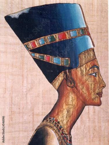 Leinwandbild Motiv le pharaon