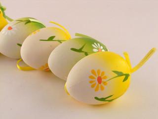 easter egg closeup