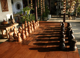 chess shadows