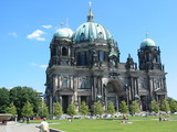berlin cathedral germany poster