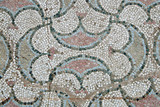 an ancient mosaic poster