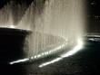 las vegas - fountain lightshow