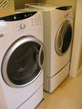 washing machine and dryer poster