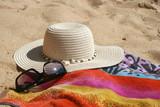Fototapety beach items2