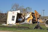 tornado damage tn poster