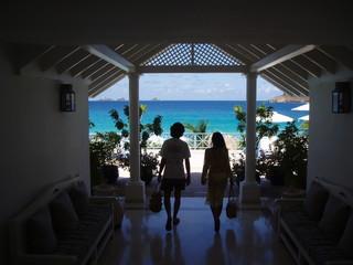 couple à l'hôtel