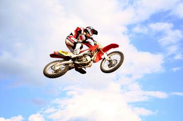 motocross in the sky