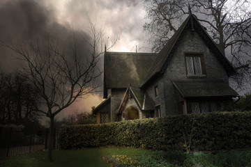 haunted house #3