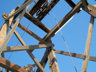 old shaft
