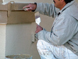 house painter, working, tradesman poster