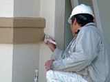 painter, working construction, working, poster