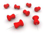 rote pins poster